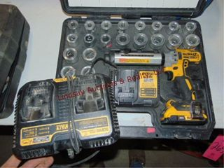 Dewalt XR 20V max cordless cable stripper w