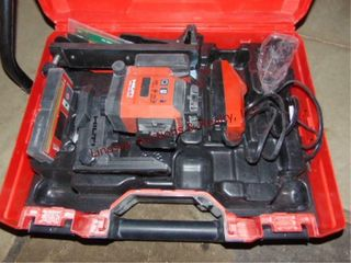 Hilti PM30 MG laser level  MAY NOT BE COMPlETE