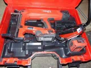 Hilti BX3 cordless fastening tool
