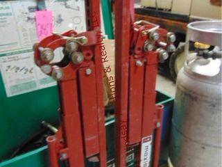 Maxis jax wire spool holder