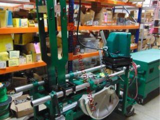 Greenlee 980 hyd power pump pipe bender setup