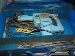 Skil 726 roto hammer elec in case