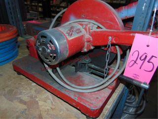 Milwaukee elec chop saw