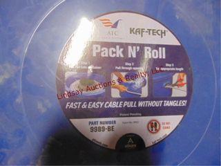 Kar tech pack n roll wire rope holder