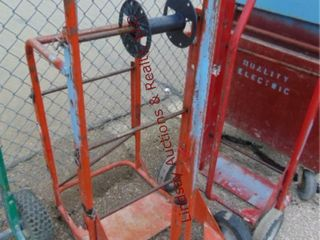Wire dolly 5 spokes