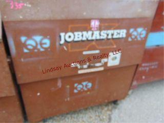 Jobmaster box 48 x 30 x53