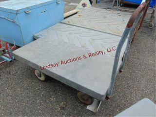 Flat bed cart 24 x 38