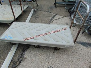 Flat bed cart 29 x 60