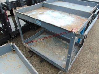 Material cart 28 x 38 x 32