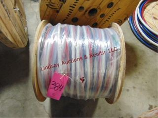 3 NEW spools of wire