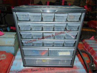 Small sorter bins w  hardware
