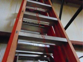 louisville 12  fiberglass step ladder 300lb cap