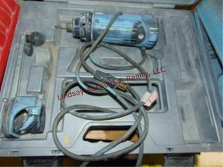 Elec  rotozip 120V w  case