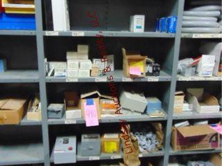 CONTENTS on shelf  PVC Conduit