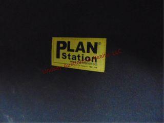 Plan Station  48  x 24