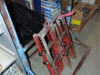 Roll A Reel AND Metal Stand  38  wide