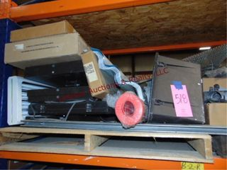 2 pallets of Various Fixtures