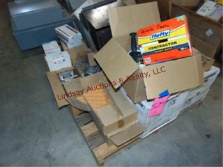 Pallet of Misc Items  Fire Controls