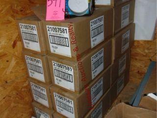18 Boxes Kidde Smoke Alarms  6 in a Case