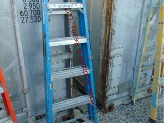 Werner 6  fiberglass ladder