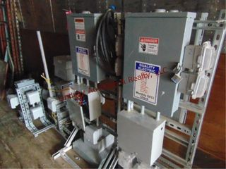 5 Electrical box Stands  See Pictures