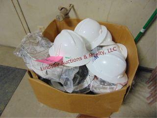 Box of Hard Hats