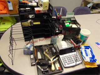lot of misc office supplies SEE PICS