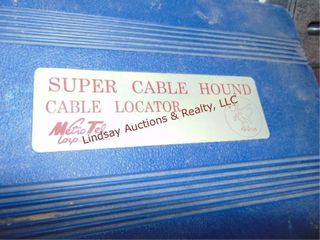 Super cable hound cable locator