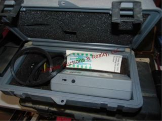 1BM cable system tester w  case