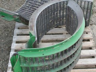 SET OF JOHN DEERE 50 60 SERIES SMAll WIRE CONCAVES