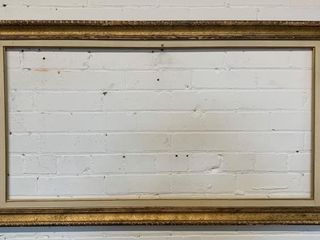 large Gilt Picture Frame