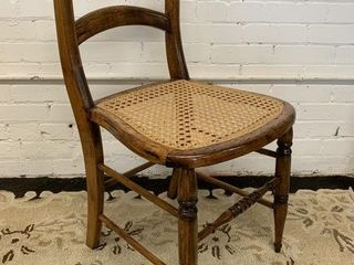 Victorian Needlepoint Side Chair