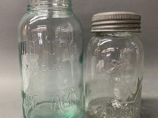 Anchor and Old City Preserve Jars