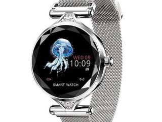 Women Bracelet IP67 Waterproof Blood Pressure Heart Rate Monitor Smartband
