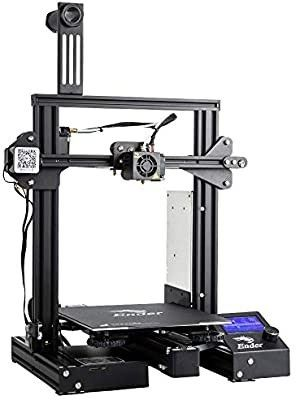 Official Creality Ender 3 Pro 3D Printer with Removable Build Surface Plate and Ul Certified Power Supply 220x220x250mm Retail   245 00