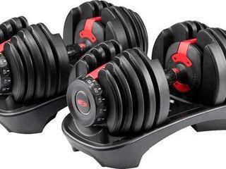 Bowflex SelectTech 552 Adjustable Dumbbells  Pair  Retail   529 99
