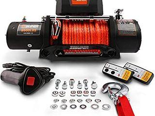 ZeSuper 9500lb Electric Winch Retail   299 90