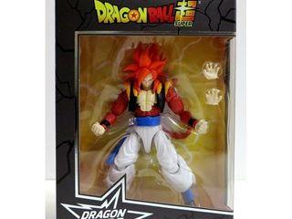 Dragon Ball Super Super Saiyan 4 Gogeta Action Figure