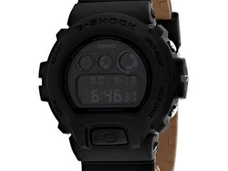 Casio Men s DW6900lU 1  G Shock  Chronograph Grey Resin Watch  Retail 96 49