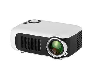 Mini Home Theater Movie Portable Projector 1080P Multimedia Video Projector 2  lCD HDMI USB SD Card laptops 1800 lM  Retail 99 99