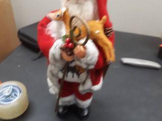 Santa s Workshop Reindeer Claus