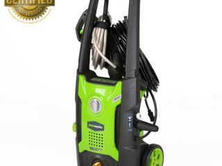 Greenworks Power Washer