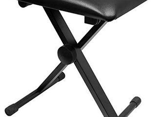 Rockjam Premium Adjustable Padded Keyboard Bench