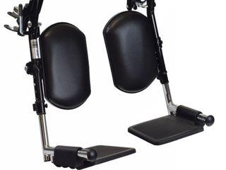 Wheelchair Footrest Attachments