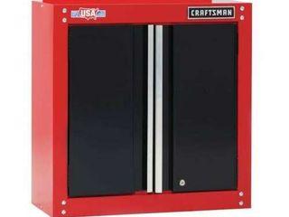 Craftsman Wall Mounted Storage Cabinet Power Tool