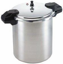 Mirro 22QT Aluminum Pressure Cooker Canner