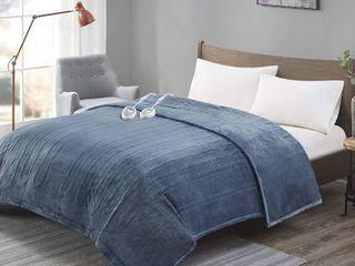 Degrees of Comfort Heated Blanket   Cali King
