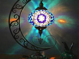 Turkish Mosaic Table lamp