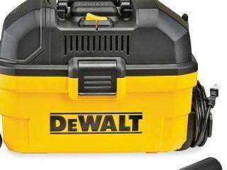 DeWalt 4G Portable Wet Dry Vacuum