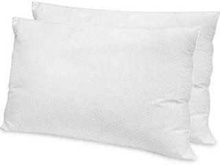 Soft Tex Standard Pillows   Set of 2
